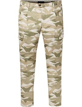 Blake   Pleated Cargo Pants <Br> Regular Slim Fit by Scotch&Soda