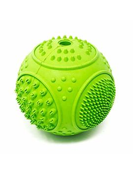 "Petpany P2 Dog Toys Safety Rubber Ball Training Dog And Teeth Cleaning Toy. (2.36"" For One) by Petpany"