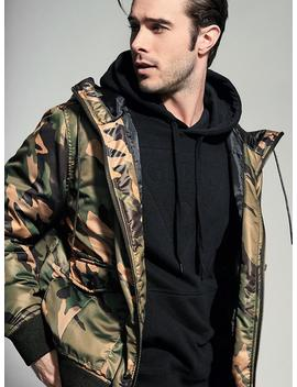 Carter Camo Painted Pants by Guess