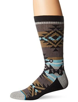 Stance Men's Table Mountain Crew Sock by Stance