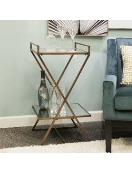 Wrought Studio Zayn End Table by Wrought Studio