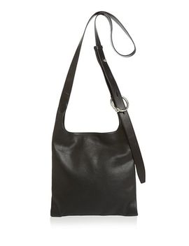 Karlie Large Leather Shoulder Bag by Rebecca Minkoff