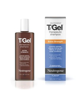 Neutrogena T/Gel Extra Strength Therapeutic Dandruff Shampoo, 6 Fl. Oz by Neutrogena