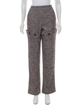 Houndstooth Breakaway Pants by Rachel Comey