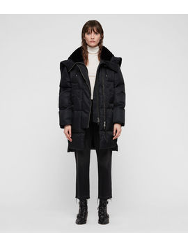 Kayla Puffer Coat by Allsaints