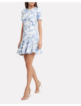 Fleur Flip Mini Dress by Lover