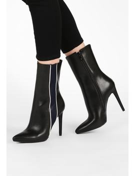 Mercy   High Heeled Ankle Boots by Raid