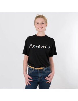 Hot Friends T Shirt Tv Show Inspired Women Fashion Tee Tops Tumblr T Shirts by Ebay Seller