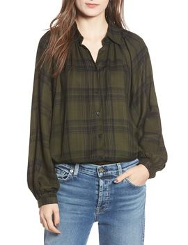 Fem Flannel Shirt by Angie
