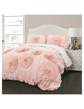 Serena Comforter Set   Lush Décor by Lush Decor