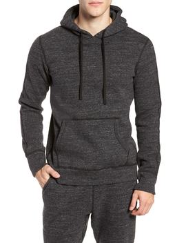 Trim Fit Side Zip Hooded Sweatshirt by Reigning Champ