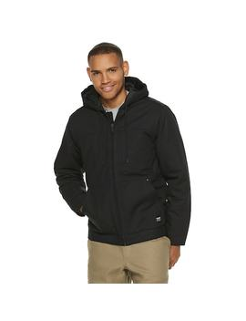 Men's Timberland Pro Baluster Insulated Hooded Jacket by Kohl's