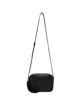 Black Small Soho Disco Bag by Gucci