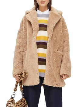 Bobby Borg Coat by Topshop