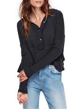In The Mix Knit Top by Free People