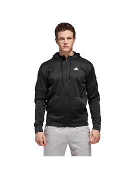 Men's Adidas Team Issue Performance Full Zip Hoodie by Kohl's
