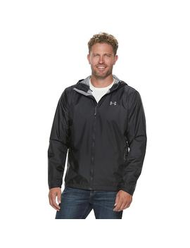 Men's Under Armour Forefront Rain Jacket by Kohl's