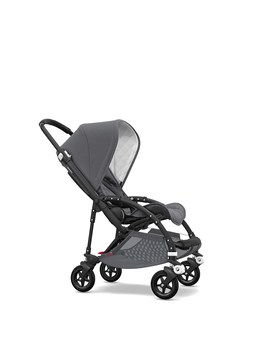 Bugaboo Bee5 Classic Complete Black & Grey Melange by Bugaboo