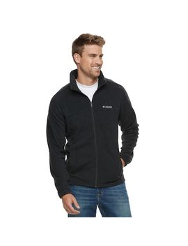 Men's Columbia Fort Spencer Stretch Fleece Jacket by Kohl's