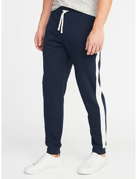 Side Stripe Joggers For Men by Old Navy