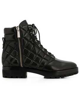 Lace Up Ankle Boots by Michael Michael Kors