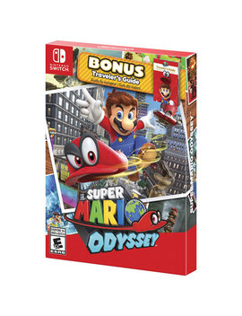 Super Mario Odyssey: Starter Pack (Switch) by Nintendo