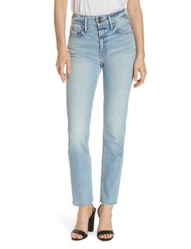 Le Sylvie Slender Straight Leg Jeans by Frame