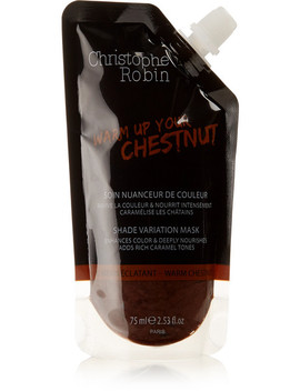 Shade Variation Mask   Warm Chestnut, 75ml by Christophe Robin