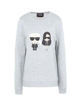 Karl Lagerfeld X Kaia Sweatshirt   Sweaters And Sweatshirts by Karl Lagerfeld X Kaia