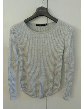 *Sample Clearance*Spor<Wbr>Tsgirl Grey Knit Top Jumper Size Xs by H&M