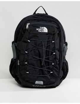 The North Face Borealis Classic Backpack 29 Litres In Black/Gray by The North Face
