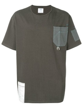 Chest Pocket T Shirt by C2h4