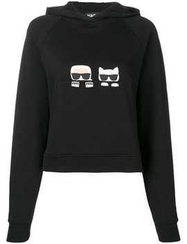 Ikonik Hoodie by Karl Lagerfeld