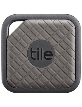 Tile Sport Bluetooth Item Tracker   1 Pack   Grey by Tile