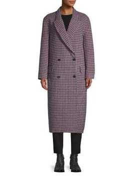 Wool George Coat by Sandro