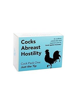 Cocks Abreast Hostility   Cock Pack One (Just The Tip) by Cocks Abreast Hostility