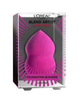 L'oreal Paris Infallible Blend Artist Foundation Blender Generalist1.0 Ea by Walgreens