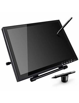 Ugee Ug 2150 21.5 Inch Ips Screen Drawing Monitor With Hd Resolution, 2 Original Pen, 1pc Drawing Glove And Screen Protector by Ugee