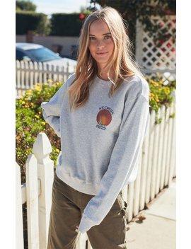 John Galt St. Croix Crew Neck Sweatshirt by Pacsun
