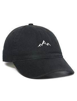 Outdoor Cap Mountain Dad Hat   Unstructured Soft Cotton Cap by Outdoor Cap
