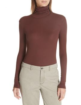 Rib Turtleneck by Atm Anthony Thomas Melillo
