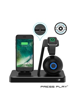 One Dock Power Station   Black by Press Play