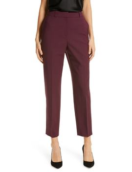 Tavela Ankle Trousers by Boss