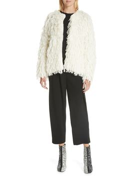 Jessa Pleated Crop Pants by Rag & Bone