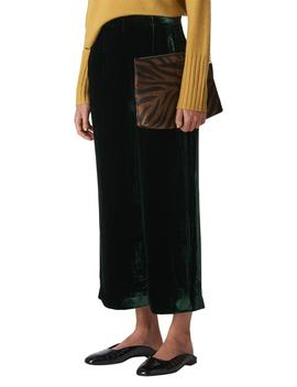 Velvet Crop Trousers by Whistles
