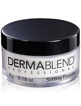 Loose Setting Powder, 0.18 Oz. (Travel Size) by Dermablend