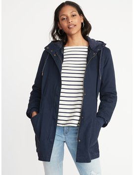 3 In 1 Hooded Utility Parka For Women by Old Navy