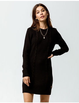 Element Tryin' Womens Sweater Dress by Element