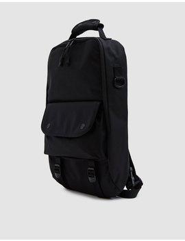 Slim Nylon Bookpack by Dsptch