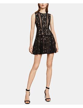 Veda Lace Cutout Dress by Bcbgmaxazria